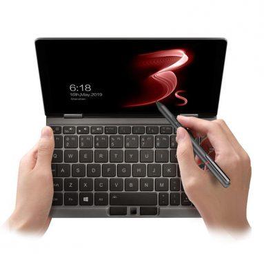 € 1112 với phiếu giảm giá cho ONE-NETBOOK One Mix 3s Phiên bản bạch kim Intel i7-8500Y 4.2GHz RAM 16G RAM 512G PCI-E SSD 8.4 Tablet Máy tính bảng Windows 10 từ BANGGOOD