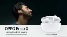 € 98 com cupom para OPPO Enco X TWS Fone de ouvido bluetooth 5.2 Fones de ouvido Cancelamento de ruído ativo Fone de ouvido para jogos esportivos com 3 microfones HD Chamadas do BANGGOOD