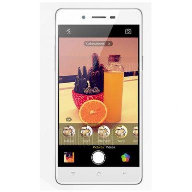 $ 99 với phiếu giảm giá cho OPPO Mirror 5s 4G Smartphone - SILVER từ GearBest