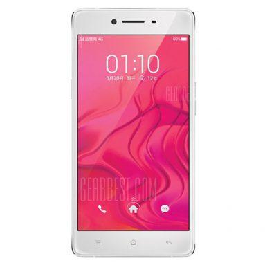 $ 169 với phiếu giảm giá cho OPPO R7 4G Smartphone - BẠC