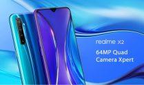 299 $ עם קופון ל- OPPO Realme X2 4G Smartphone 6.4 אינץ 'FHD + AMOLED אנדרואיד 9.0 Snapdragon 730G Octa Core 8GB RAM 128GB ROM 4 מצלמה אחורית 4000mAh סוללה גלובלית גלובלית - לבן מ- GEARBEST