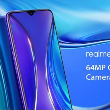 OPPO Realme X299 2G 스마트 폰용 쿠폰 포함 4 달러 6.4 인치 FHD + AMOLED Android 9.0 Snapdragon 730G Octa Core 8GB RAM 128GB ROM 4 후면 카메라 4000mAh 배터리 글로벌 버전 – GEARBEST의 흰색