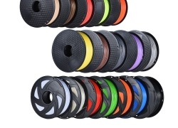 51% OFF 1.75mm PLA Filament 1kg/Roll for 3D Printer,limited offer $21.99 from TOMTOP Technology Co., Ltd