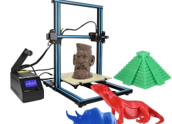 53% OFF Creality 3D CR-10 3D Printer Aluminum Frame with 200g Filament,limited offer $379.99 from TOMTOP Technology Co., Ltd