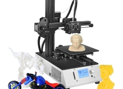 43% OFF TEVO Michelangelo Fully Assembled 3D Printer,limited offer $229.99 from TOMTOP Technology Co., Ltd