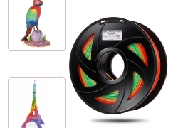 42% OFF 1.75mm 1Kg/Roll PLA 3D Printer Filament Color Changing,limited offer $21.99 from TOMTOP Technology Co., Ltd
