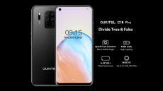 €85 with coupon for OUKITEL C18 Pro Global Version 6.55 inch HD+ 4000mAh Android 9.0 16MP Quad Rear Camera Face Unlock 4GB 64GB Helio P25 4G Smartphone – Purple from BANGGOOD