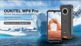 € 99 עם קופון ל- OUKITEL WP8 Pro גרסה גלובלית IP68 & IP69K עמיד למים NFC אנדרואיד 10 5000 mAh 6.49 אינץ '16MP מצלמה אחורית משולשת 4GB 64GB MT6762D 4G Smartphone מבית BANGGOOD