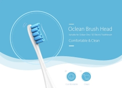 $3 with coupon for Oclean One / SE Replacement Brush Head – AZURE from GearBest