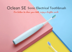 $43 with coupon for XIAOMI Oclean SE Rechargeable Sonic Electrical Toothbrush APP Control Intelligent 3 clean Modes Dental Health Care for Adult  from BANGGOOD