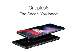 € 371 med kupon til OnePlus 6 4G Phablet International Version 8GB RAM 128GB ROM - MIRROR BLACK fra Gearbest