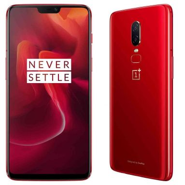 €371 with coupon for OnePlus 6 A6000 4G Phablet 8GB RAM 128GB ROM International Version – RED from GearBest