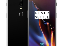 €449 with coupon for OnePlus 6T 4G Phablet 8GB RAM 128GB ROM International Version – MIDNIGHT BLACK from GearBest