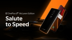 OnePlusのクーポン付929 6T McLaren 4G Pheart  -  GearBestのORANGE