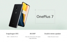 € 361 may kupon para sa OnePlus 7 6.41 Inch FHD + AMOLED Waterdrop Display 60Hz NFC 3700mAh 48MP Rear Camera 8GB 256GB Snapdragon 855 Octa Core UFS 3.0 4G Smartphone - Mirror Grey Global Rom mula sa BANGGOOD