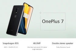 €408 with coupon for OnePlus 7 6.41 Inch FHD+ AMOLED Waterdrop Display 60Hz NFC 3700mAh 48MP Rear Camera 8GB 256GB Snapdragon 855 Octa Core UFS 3.0 4G Smartphone – Mirror Gray Global Rom from BANGGOOD