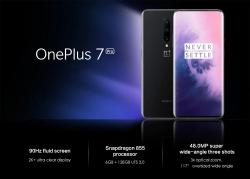 OnePlus 709 Pro 7G를위한 $ 4 쿠폰 Phutt 8GB RAM 256GB ROM 국제 버전 - GEARBEST의 Blue