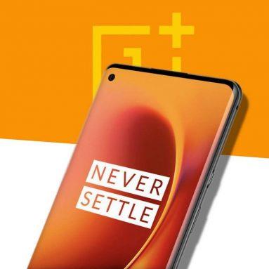 1099 € med kupong for OnePlus 8 Snapdragon 865 5G Smartphone fra BANGGOOD