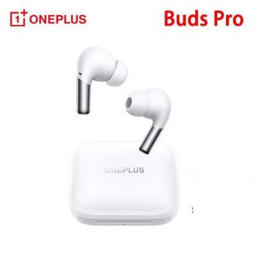 130 € avec coupon pour OnePlus Buds Pro TWS Bluetooth V5.2 Écouteurs Suppression du bruit Faible latence LHDC 38 heures Batterie Warp Charge Casques de BANGGOOD