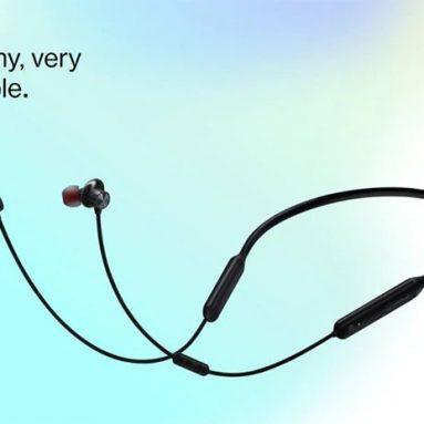 वनप्लस बुलेट वायरलेस Z इयरफ़ोन के लिए कूपन के साथ $ 44 चुंबकीय नियंत्रण त्वरित स्विच जोड़ी वनप्लस के लिए जोड़ी तेज चार्ज - GEARBEST से काला