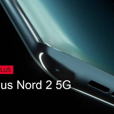 €394 with coupon for OnePlus Nord 2 5G Global Version 8GB 128GB Dimension 1200-AI 6.43 inch 50MP AI Triple Camera Warp Charge 65 90Hz Liquid AMOLED Screen NFC Smartphone from BANGGOOD