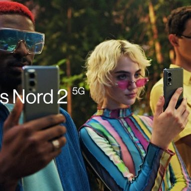 €455 with coupon for OnePlus Nord 2 5G Global Version 12GB 256GB Dimension 1200-AI 6.43 inch 50MP AI Triple Camera Warp Charge 65 90Hz Liquid AMOLED Screen NFC Smartphone from BANGGOOD
