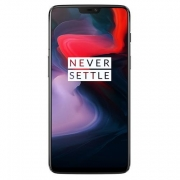 € 435 sa kupon para sa OnePlus 6 4G Phablet 8GB RAM 128GB ROM Bersyon ng International - Midnight BLACK mula sa GEARBEST