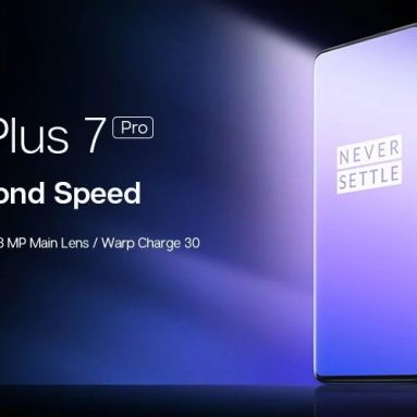 € 510 με κουπόνι για OnePlus 7 Pro 6.64 ιντσών QHD + AMOLED 90Hz HDR10 + NFC 4000mAh 48MP Πίσω κάμερα 6GB 128GB UFS 3.0 Snapdragon 855 4G Smartphone - Mirror Gray από BANGGOOD