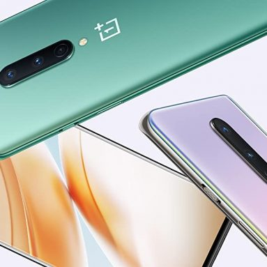 589 € med kupong for OnePlus 8 5G Global Rom 12GB 256GB Smartphone fra BANGGOOD