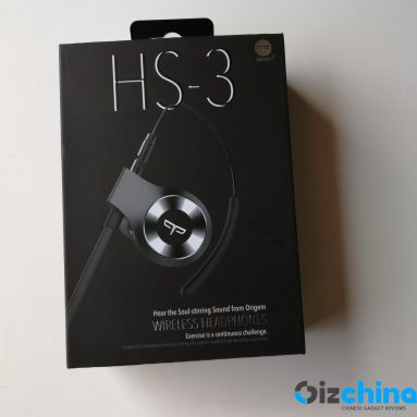 Origem HS-3 wireless headphones review: fully featured!