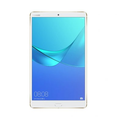 €324 with coupon for vOriginal Box Huawei MediaPad M5 SHT-W09 128GB Kirin 960 Octa Core 8.4 Inch Android 8.0 Tablet Gold from BANGGOOD