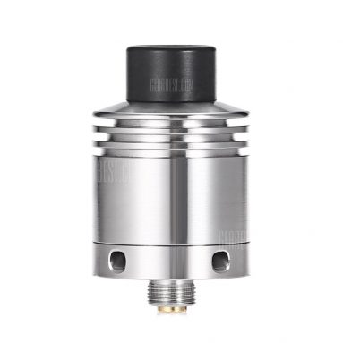 $ 24 với phiếu thưởng cho Original DOVPO 1VP RDA Atomizer - SILVER từ GearBest