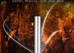 $28 with coupon for Original EHPRO MOD101 50W Box Mod from GearBest