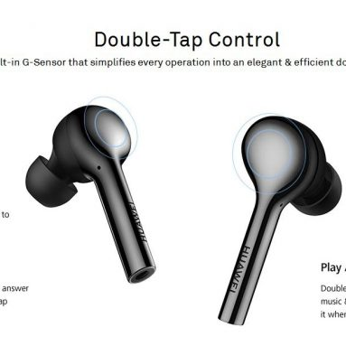 €126 with coupon for  Original HUAWEI FreeBuds TWS Bluetooth Earphone Balance Dynamic with Charging Box – Black from BANGGOOD