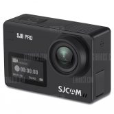 $199 with coupon for Original SJCAM SJ8 Pro 4K 60fps WiFi Action Camera  –  FULL SET  BLACK from GearBest