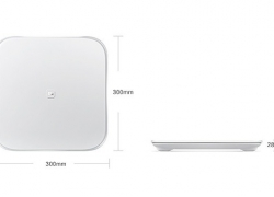 €40 with coupon for Original XiaoMi Bluetooth V4.0 Mi Digital LED Display Electronic Smart Sensor Weight Body Scale from BANGGOOD