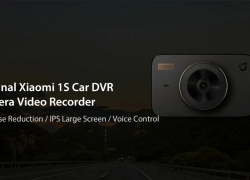 $64 with coupon for Original Xiaomi 1S Car DVR Camera Video Recorder from GearBest
