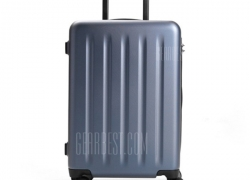 $79 with coupon for Original Xiaomi 90 Minutes Spinner Wheel Luggage Suitcase – 20 INCH from GearBest