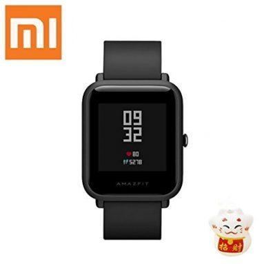 € 46 sa kupon para sa Orihinal na Xiaomi AMAZFIT BIP Pace Youth GPS Bluetooth 4.0 mula sa BANGGOOD