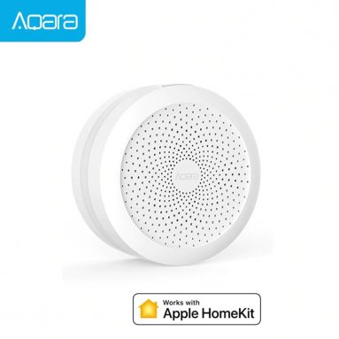 €31 with coupon for Original Xiaomi Aqara HomeKit Version Smart Home Hub WiFi Remote Control Multifunctional Gateway – International Version from BANGGOOD