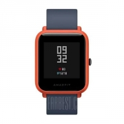$ 55 na may kupon para sa Orihinal Xiaomi Huami AMAZFIT Bip Lite Bersyon Smart Watch - INTERNATIONAL VERSION ORANGE mula sa GearBest