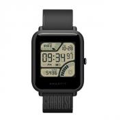 € 48 med kupong for Original Xiaomi Huami AMAZFIT Bip Lite Sport Smartwatch - INTERNATIONAL VERSION BLACK fra GearBest