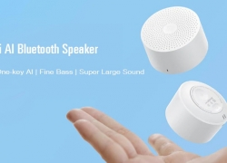 $12 with coupon for Original Xiaomi MDZ – ZB – DE AI Portable Bluetooth Wireless Speaker from GearBest