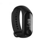 € 16 con coupon per Xiaomi Mi banda 3 Smart Watch OLED Display Braccialetto per cardiofrequenzimetro versione internazionale - Nero da BANGGOOD