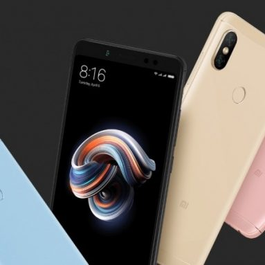 €103 with coupon for Original Xiaomi Redmi S2 4G Phablet 3GB RAM 32GB ROM Global Version – GRAY from GearBest