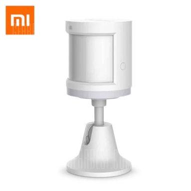$ 14 s kuponom za Aqara RTCGQ11LM Senzor pokreta ljudskog tijela ZigBee Bežična veza s 7M Detekcija udaljenosti 2 Godišnji vijek trajanja baterije za pametnu sigurnost u kući (Xiaomi Ekosustavni proizvod) tvrtke GearBest