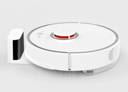 $399 with coupon for Original Xiaomi roborock S50 Smart Robot Vacuum Cleaner  –  SECOND-GENERATION VERSION  WHITE from GearBest