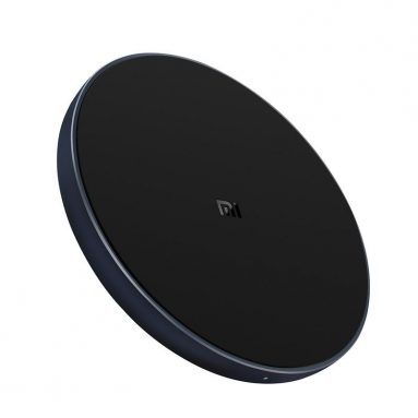 € 9 con coupon per Xiaomi originale WPC01ZM 10W MAX Quick Charge Qi caricabatterie wireless Type-C per iPhone per Samsung da BANGGOOD