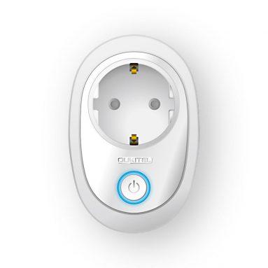 Oukitel P6 मिनी स्मार्ट वाईफ़ाई सॉकेट 2A यूरोपीय संघ प्लग एपीपी रिमोट कंट्रोल टाइमिंग स्मार्ट होम स्विच पावर आउटलेट के लिए कूपन के साथ € 16