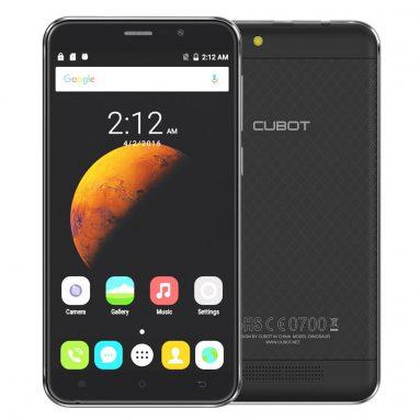 $ 105.99 CUBOT恐竜スマートフォンのみのFlash販売TOMTOP Technology Co.、Ltd